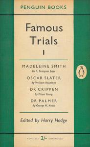 Cubierta de la obra : Famous trials