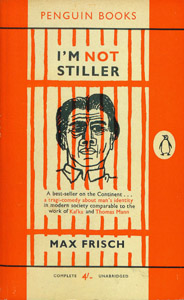 Front Cover : I'm not stiller