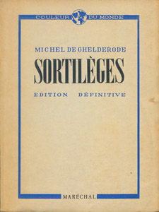 Front Cover : Sortilèges