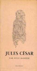 Cubierta de la obra : Jules César