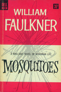 Cubierta de la obra : Mosquitoes