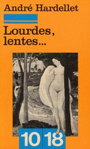 Front Cover : Lourdes, lentes -