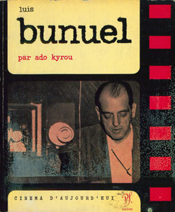 Front Cover : Luis Bunuel [sic]