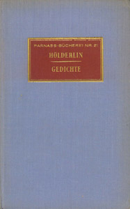 Front Cover : Gedichte