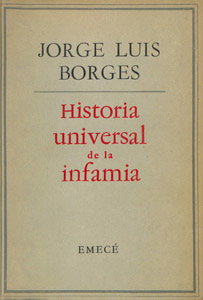 Front Cover : Historia universal de la infamia