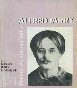 Front Cover : Alfred Jarry