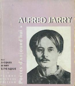 Cubierta de la obra : Alfred Jarry