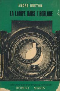 Cubierta de la obra : La lampe dans l'horloge