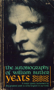 Cubierta de la obra : The autobiography of William Butler Yeats