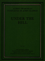 Ver ficha de la obra: Under the hill or The story of Venus and Tannhäuser