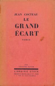 Front Cover : Le grand écart