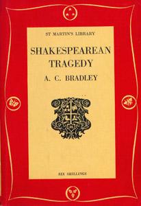 Cubierta de la obra : Shakespearean tragedy