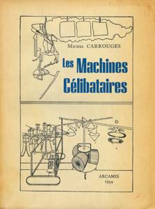 Front Cover : Les machines célibataires
