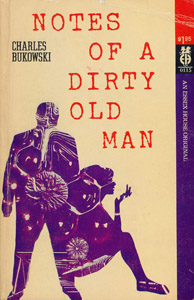 Cubierta de la obra : Notes of a dirty old man