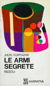 Front Cover : Le armi segrete