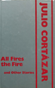 Cubierta de la obra : All fires the fire and other stories