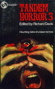 Cubierta de la obra : Tandem Horror 3