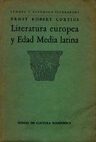 Ver ficha de la obra: Literatura europea y Edad Media latina