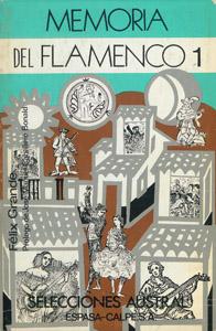 Front Cover : Memoria del flamenco