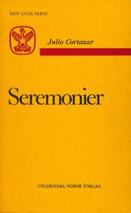 Cubierta de la obra : Seremonier