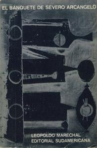Front Cover : El banquete de Severo Arcángelo