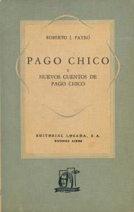 Front Cover : Pago Chico y nuevos cuentos de Pago Chico