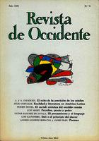 Ver ficha de la obra: Revista de Occidente