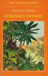 Front Cover : The life and strange surprizing adventures of Robinson Crusoe, of York, mariner