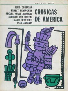 Cubierta de la obra : Crónicas de América