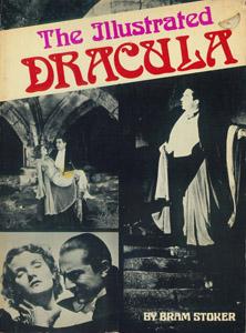 Cubierta de la obra : The illustrated Dracula