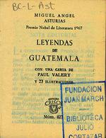 Ver ficha de la obra: Leyendas de Guatemala