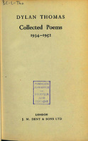 Ver ficha de la obra: Collected poems