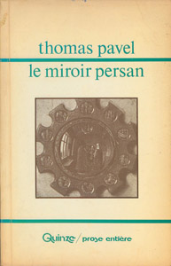 Front Cover : Le miroir persan