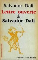 Ver ficha de la obra: Lettre ouverte à Salvador Dali