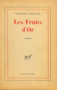 Front Cover : Les fruits d'or