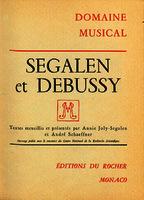 Ver ficha de la obra: Segalen et Debussy