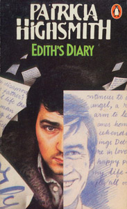 Front Cover : Edith's diary