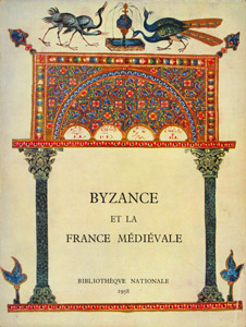 Front Cover : Byzance et la France médiévale