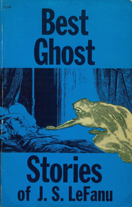 Front Cover : Best ghost stories