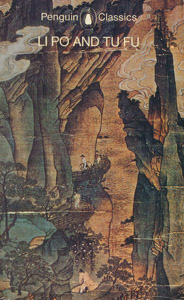Cubierta de la obra : Li Po and Tu Fu