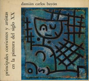 Cubierta de la obra : Principales corrientes y artistas en la pintura del siglo XX