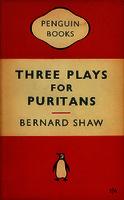 Ver ficha de la obra: Three plays for puritans