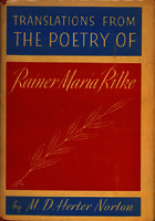 Ver ficha de la obra: Translations from the poetry of Rainer Maria Rilke