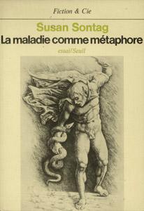 Front Cover : La maladie comme métaphore