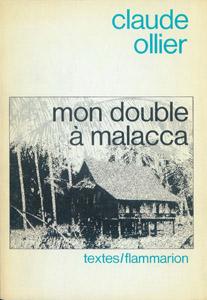 Cubierta de la obra : Mon double a Malacca