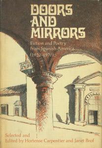 Cubierta de la obra : Doors and mirrors