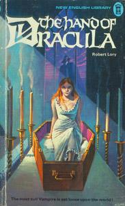 Cubierta de la obra : The hand of Dracula