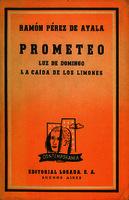 Ver ficha de la obra: Prometeo ; Luz de Domingo ; La caída de los limones