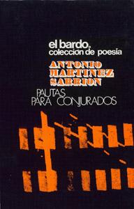 Front Cover : Pautas para conjurados