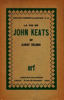 Ver ficha de la obra: vie de John Keats